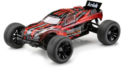 Himoto E10XTLr - Трагги 1:10 Katana E10XTL Brushless (Красный)