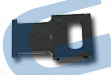 500B005 Receiver mount Plate