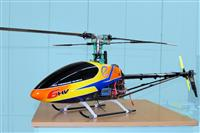 Compass Atom 6HV BNF/PNF Assembled by RC-HELI [ATOM6HV-L9-BNF]