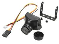 1200TVL CMOS Black 2.8mm 120° 16:9 Mini FPV Camera PAL 5V-12V [1150402-2_8]