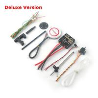 Happymodel INAV F4 Deluxe Flight Controller Integrated OSD, w/Buzzer, GPS/Compass, Airspeed for RC A