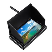 "5.8G 40CH 4.3"" LCD 480x272 16:9 NTSC/PAL FPV Monitor Auto Search, OSD, Battery [1364626]"