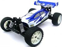 BSD Racing Brushless Buggy 4WD 1:10 2.4Ghz EP Автомобиль (RTR Version)[BS701G-R-Blue]
