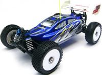 BSD Racing Brushless Buggy 4WD 1:8 2.4Ghz EP Автомобиль (Blue RTR Version)[BS803T-Blue]