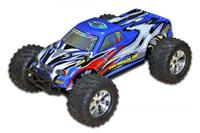 BSD Racing Brushless Monster Truck 4WD 1:10 2.4GHz EP Автомобиль (RTR Version)[BS909T-Blue]