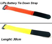 BTS30-1 Fantastic LiPo Battery Tie Down Strap Lenght 30cm 1pcs