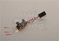 DMDL-Vboster TURNIGY Voltage Booster for Servo & Rx (1S to 5v 1A) (11784)
