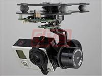 DYS Smart3 3-axis Brushless Gimbal for Gopro 3/3+ [DYS-SMART3]