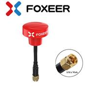 Foxeer Pagoda Pro 5.8G 2dBi RHCP SMA FPV Antenna 68mm (Red) [FPA1391-SMA-RD]