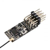 FrSky D8 Compatible 2.4G 4CH Mini Receiver With PWM Output [FR-4CH/1143300]