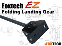 Foxtech Hover 1 Upgraded EZ Folding Landing Gear Kit [FT612281]