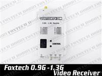 Foxtech 1.2G wideband 12CH video receiver [FVR0913]