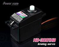 HD-3001HB Power HD 3001HB Standart Servo 3,5кг/0,15сек, 43g