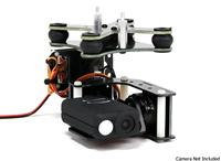 Turnigy Mobius 2-Axis Gimbal with AX2206 Motors [9171000509-0_NC]