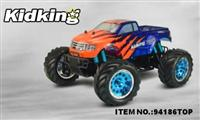 HSP KidKing 1/16 4WD 2.4GHz Brushless RTR Автомобиль [HSP94186TOP Blue]