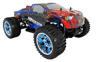 HSP Monster 1:10 монстр-трак 4WD нитро синий/красный RTR Автомобиль [HSP94188 Blue/Red]