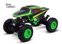 HSP Mini Rock Crawler 1:24 краулер 4WD электро зеленый RTR Автомобиль [HSP94480 Green]