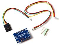 CRIUS MultiWii I2C-GPS Navigation Board V1.1 for MWC 328P [I2C-GPS_NAV_ModuleV1-1]