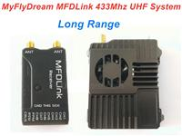 MyFlyDream Rlink 433MHz Long Range UHF TX and 8CH SBUS RX Combo (NEW version) [MFDLink-new]