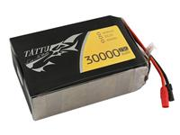 TATTU 30000mAh 22.2V 25C 6S1P Lipo Battery Pack [TA-25C-30000-6S1P]