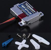 TGY-S712G Turnigy Alloy Case Digital Slim Wing Servo (Metal Gear) 7kg / .12sec / 28g [9355000005/226