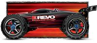 Traxxas E-Revo Brushless 4WD 1:10 EP TQi 2.4Ghz (Red RTR Version) [TRX5608-TQi-Red]