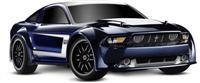 Traxxas Ford Mustang Boss 302 XL-2.5 4WD 1:16 EP (Blue RTR Version) [TRX7303-Blue]