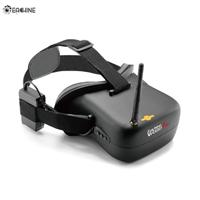Eachine VR-007 Pro 5.8G 40CH FPV Goggles Video Glasses 4.3 Inch With 3.7V 1600mAh Battery